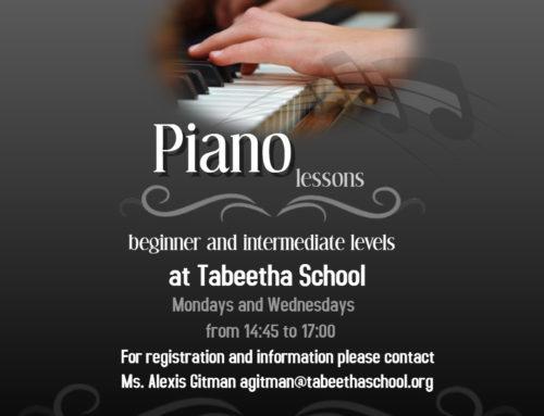 Piano Lessons Make You Smarter