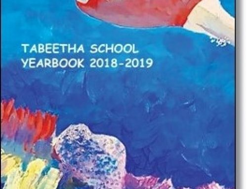 Tabeetha School Yearbook 2018-2019